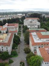 UCバークレー 塔からの風景