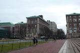 コロンビア大学 キャンパス町並み