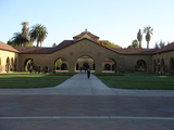 スタンフォード大学 正面